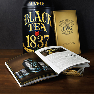 Tea book twg