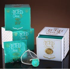 1837 Green Tea Iced Tea Bags