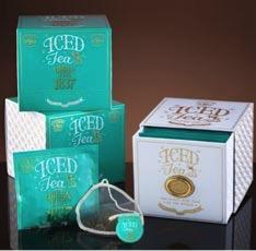 1837 Green Tea Iced Tea Bags