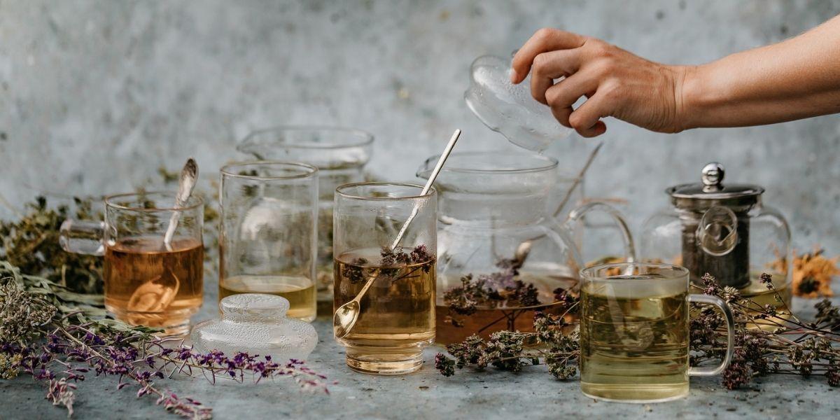 PLUKT Herbal Tea