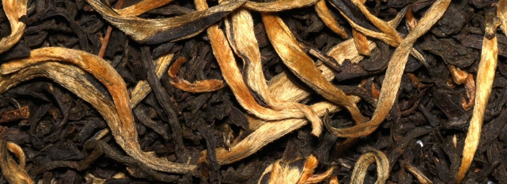 Golden Earl Grey Tea